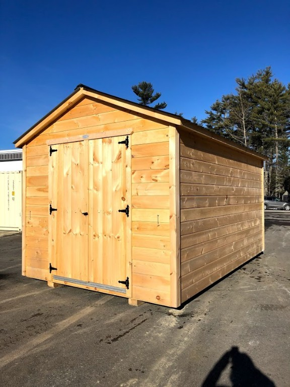 The Amish Shed Company, Sheds & Garages, Portable Sheds ...
